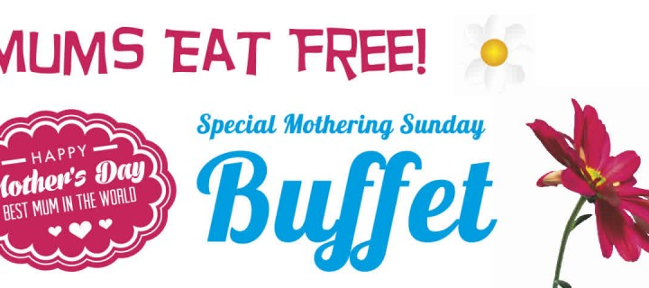 Mothers Day Family Buffet